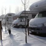 RV Winter Storage