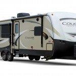 Cougar Travel Trailer Exterior
