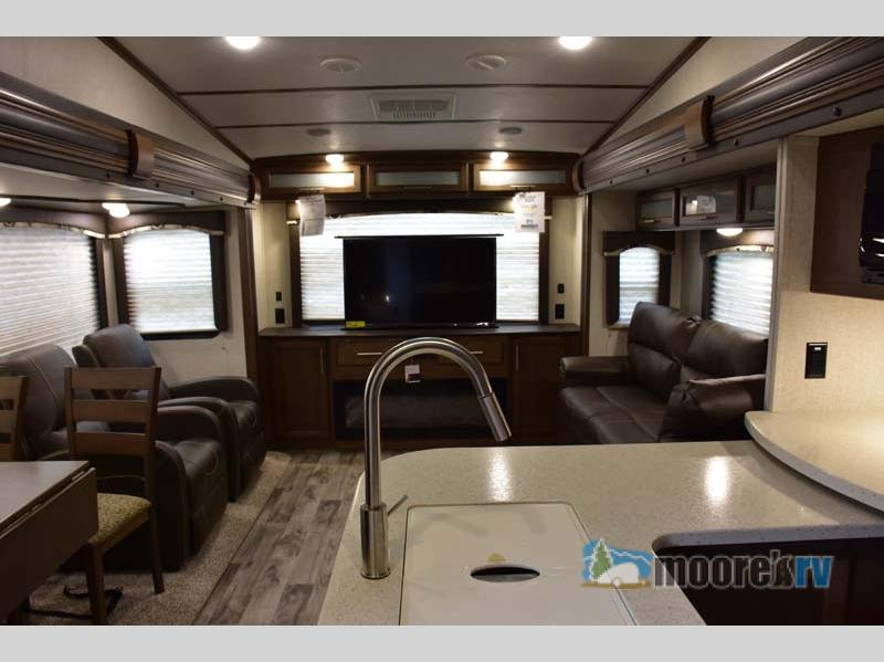 Keystone RV Cougar Series Living
