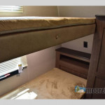 Keystone RV Hideout Bunks