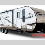 Forest River EVO travel trailer