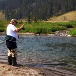 Montana fisherman