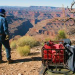 Kelly Point has no railing, no sidewalk, no gift shops and no crowds – Just spectacular views of the Grand Canyon.
