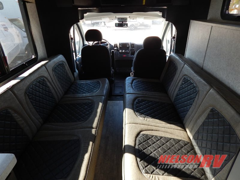 Dynamax Rev Class C Motorhome: An Ingenious Design - Nielson RV Blog