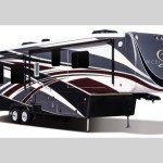 DRV Luxury Suites Mobile Suites Fifth Wheel