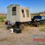 Jumping Jack folding trailer