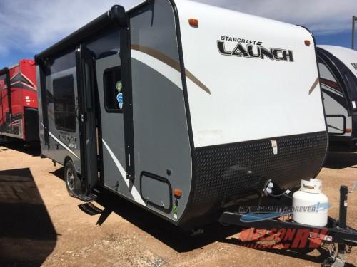 Starcraft Launch travel trailer