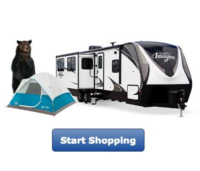 trade in your tent