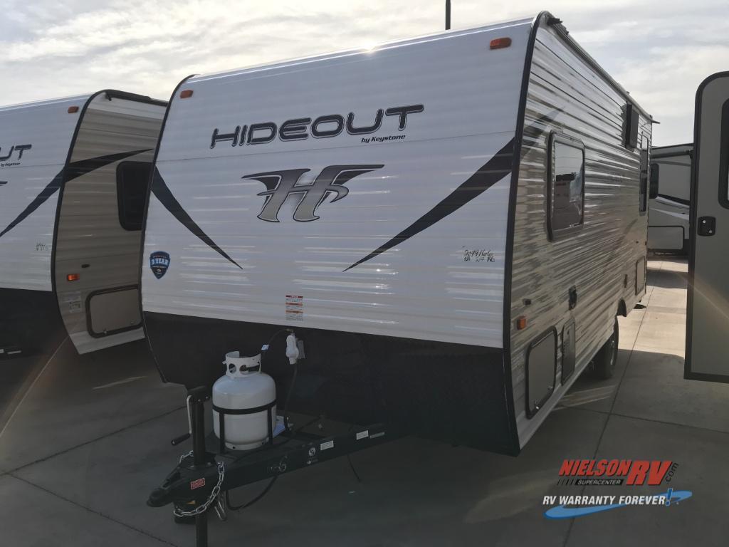 hideout single axle