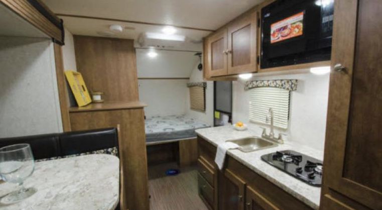 kitchen in comet mini