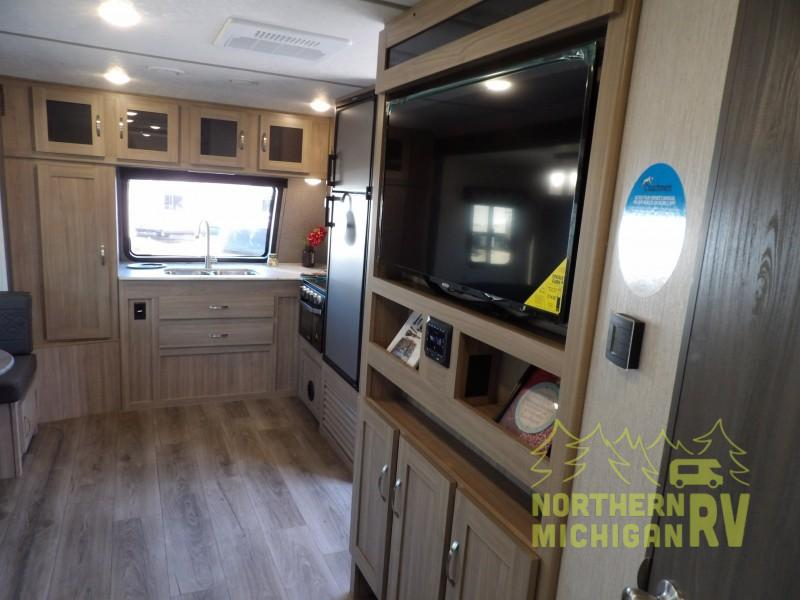 Freedom express kitchen and living