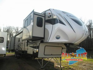 2016 Coachmen Chaparral 370FL