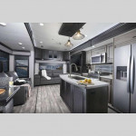 RVs with a Kitchen Island