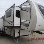 RVs with Outdoor Entertainment