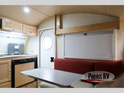 NuCamp TAB Teardrop Trailer Interior