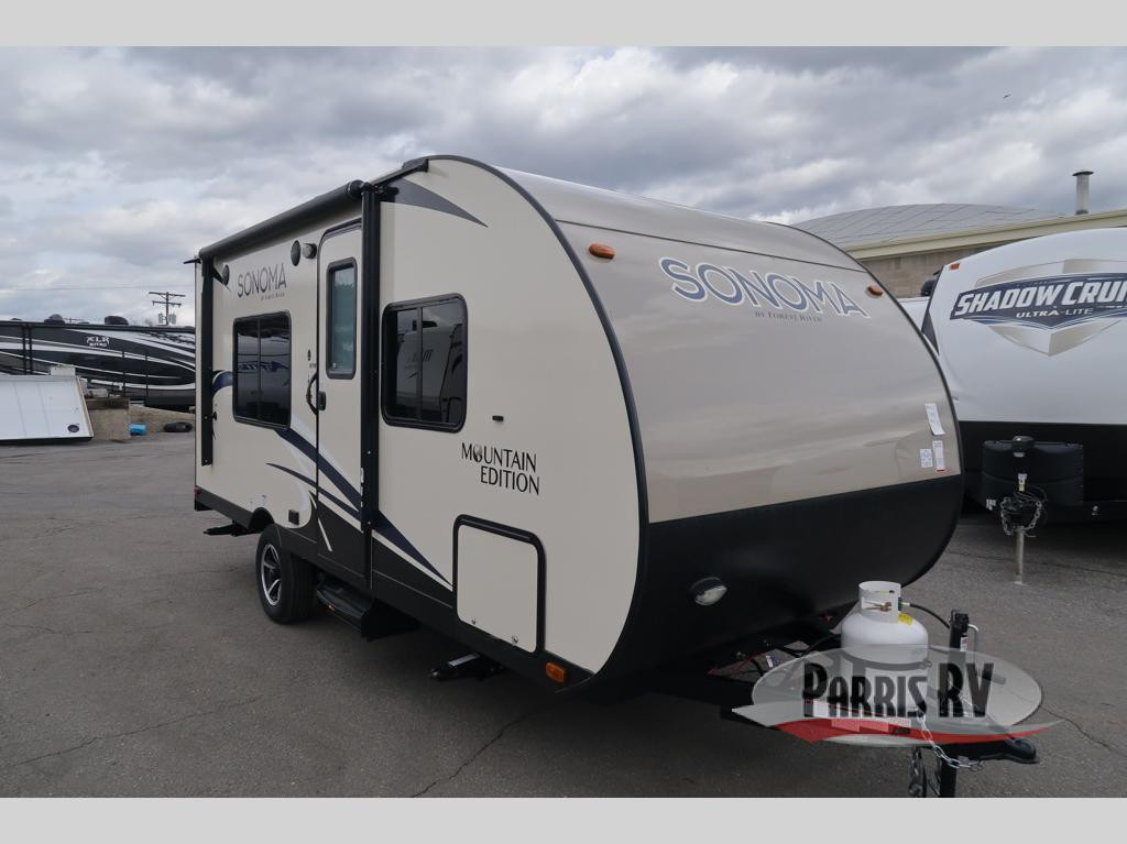 Forest River Sonoma travel trailer - easy to tow