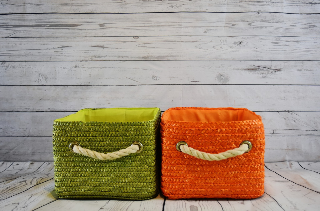 Storage Solutions - Cute Baskets