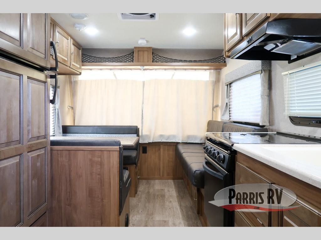 Forest River RV Rockwood Roo Interior