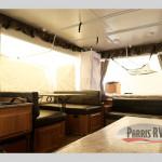 Parris RV Forest River Rockwood Premier Interior