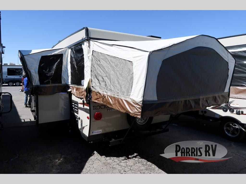Parris RV Forest River Rockwood Premier Main