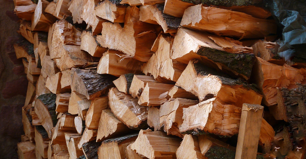 Parris RV money saving RV tips firewood