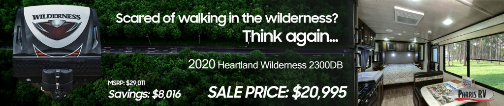 Heartland Wilderness Travel Trailer Review