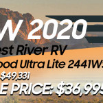 Rockwood Ultra Lite Fifth Wheel for sale
