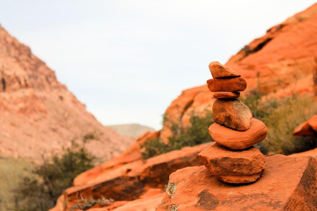 Canyon Rocks in Utah