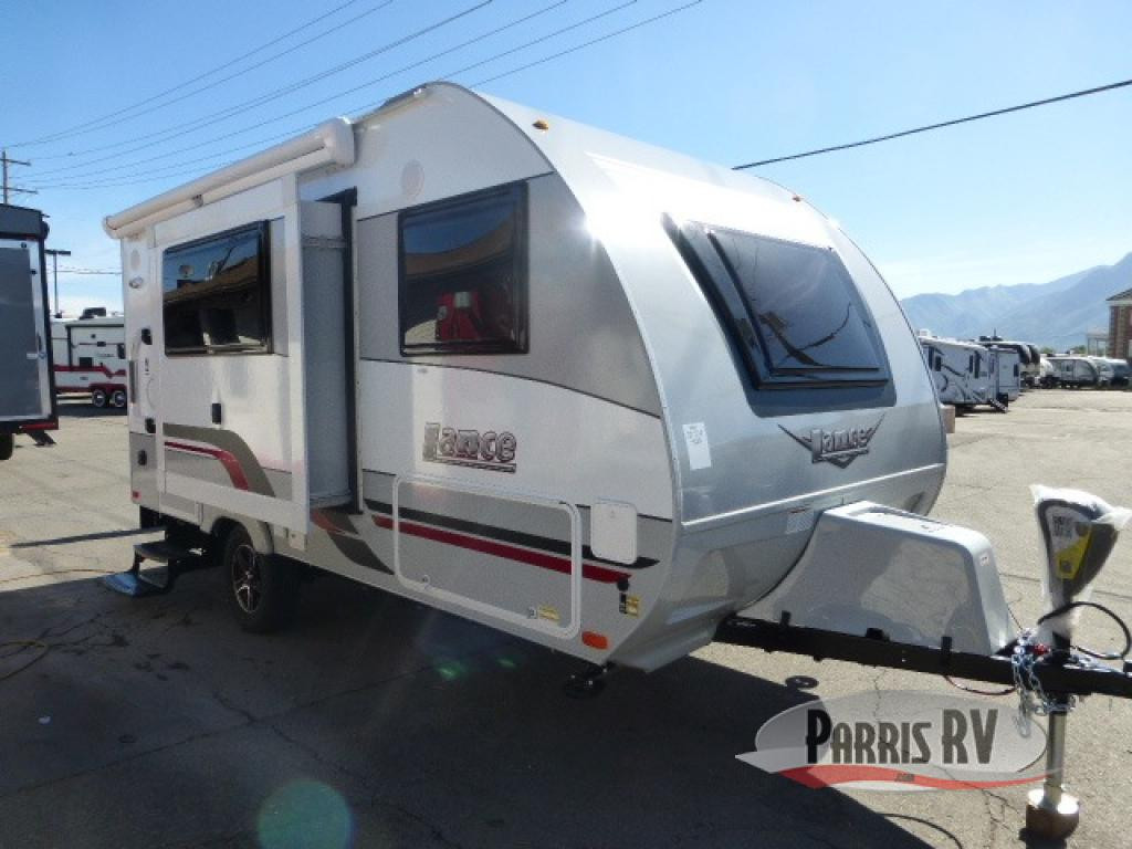 Lance travel trailer main