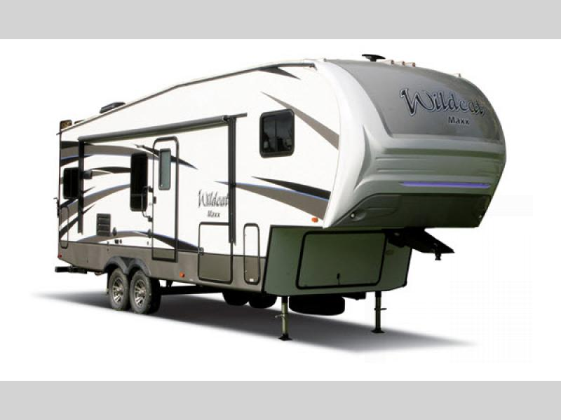 Forest River RV Wildcat Maxx Fifth Wheel Exterior
