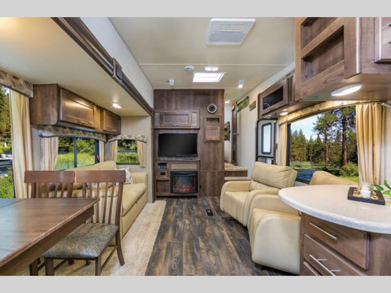 Forest River RV Wildcat Maxx Fifth Wheel Interior