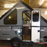 Viking Legend A Frame Exterior and Interior