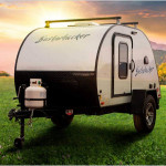 Braxton Creek Bushwhacker Teardrop Trailer Exterior
