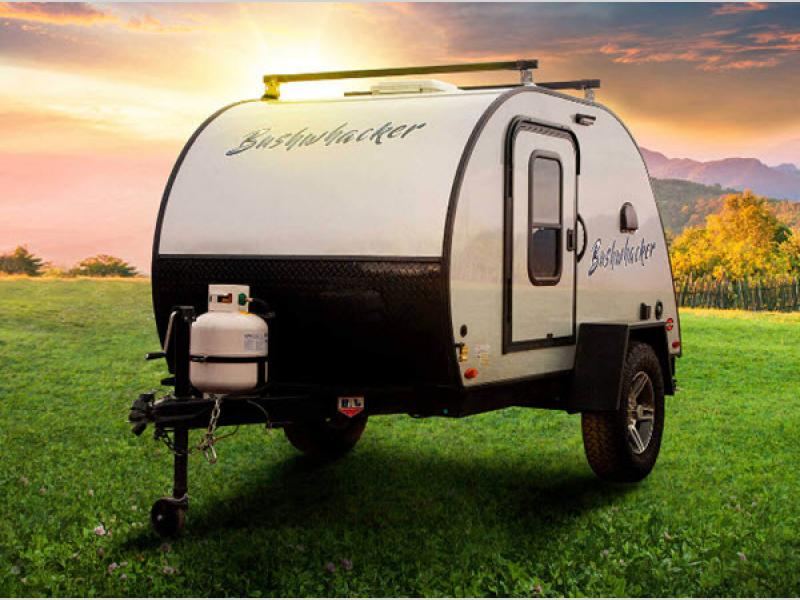 Braxton Creek Bushwacker Teardrop Trailer Exterior