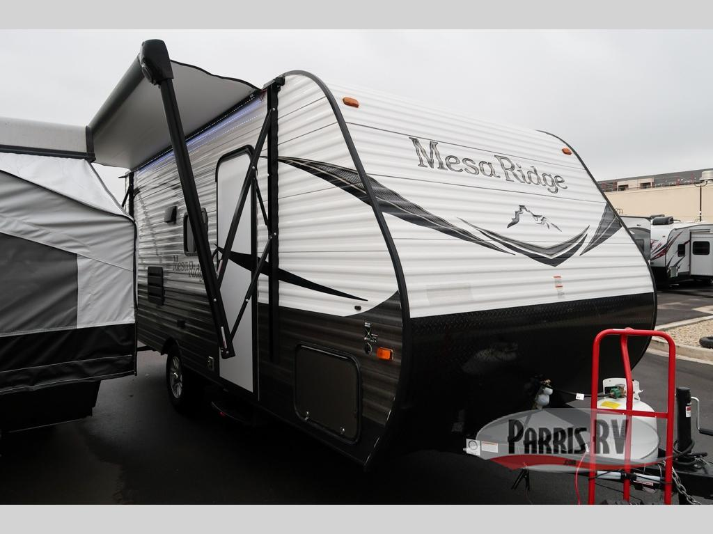 Mesa Ridge Travel Trailer Exterior
