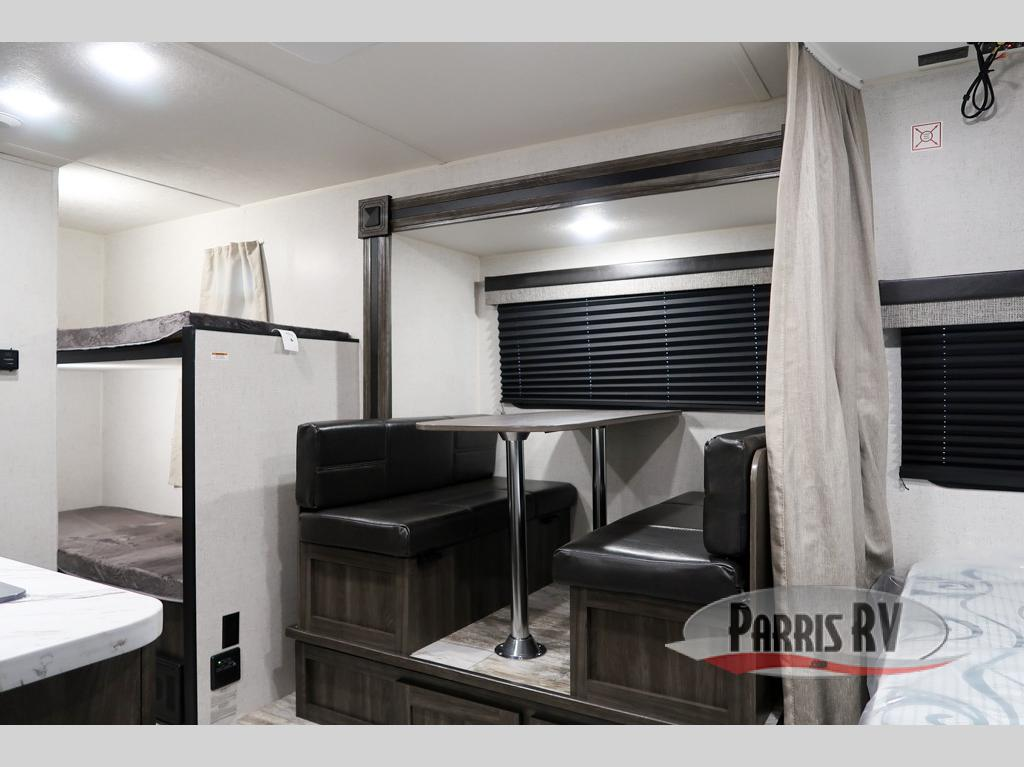 Mesa Ridge Travel Trailer Interior