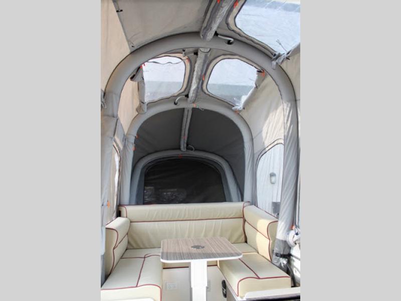 OPUS Folding Pop-Up Camper Interior