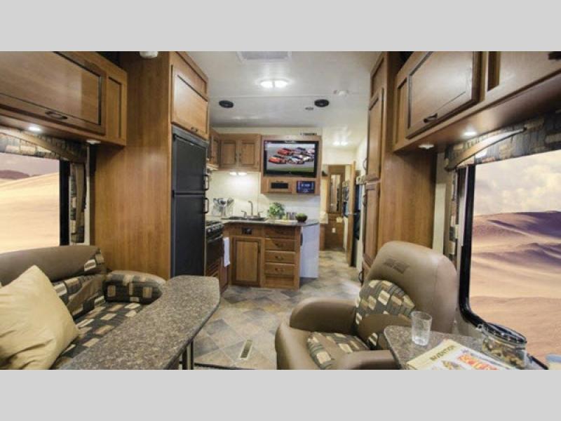 Pacific Coachworks Sandsport Interior Kitchen