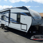 Pacific Coachworks Sandsport Toy Hauler Travel Trailer Exterior