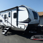 Palomino Travel Trailer Exterior