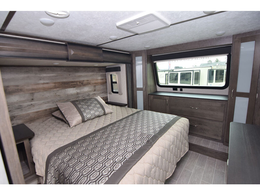 Montana high country review of bedroom