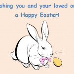 Easter Post