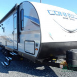 KZ Connect travel trailer main
