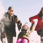 Winter Family HERO
