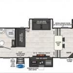 Sprinter FWFKS Floorplan