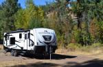 Black Stone 260KVS Mountain Series by Outdoors RV 2021 model at Princess Craft
