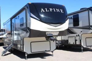 Alpine 3850RD