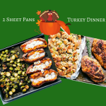 Easy Sheet Pan Thanksgiving Dinner