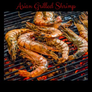 Asian Grilled Shrimp