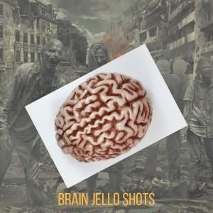 Brain Jello Shots